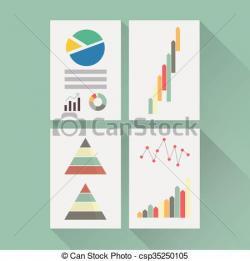 Paper clipart pictogram
