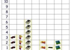 Graph clipart pictogram