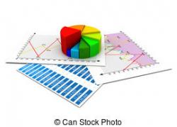Business clipart business report