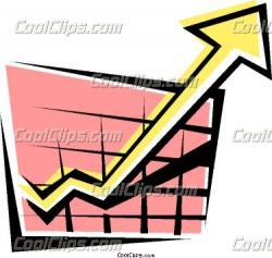Graph clipart sale chart
