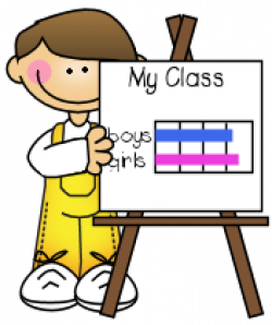 Graph clipart school data