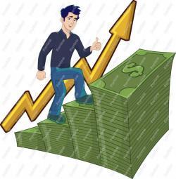 Graph clipart success