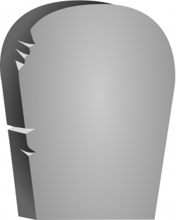 Grave clipart blank