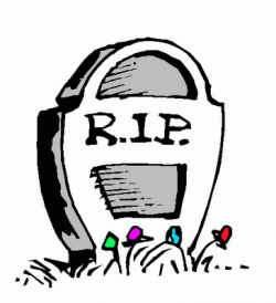 Horror clipart death rate