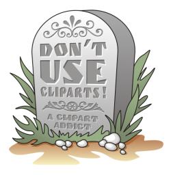 Grave clipart flower clipart