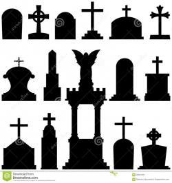Graves clipart halloween symbol