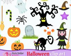 Graves clipart halloween candy