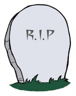 Gravestone clipart grave