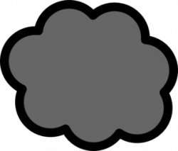 Smoking clipart smoke cloud