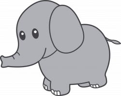 Safari clipart elephant