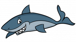 Hammerhead clipart cartoon