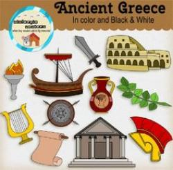 Greece clipart ancient city