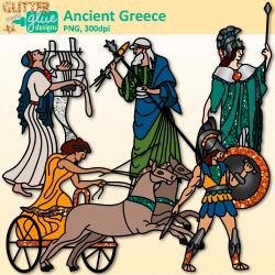 Greek clipart ancient civilization