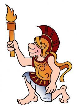 Greece clipart greek hero