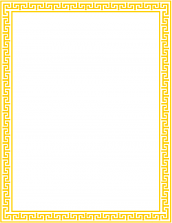 Versace clipart frame