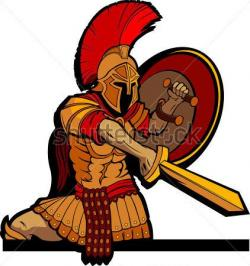 Roman Warriors clipart roman soldier