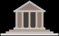 Greece clipart greek temple