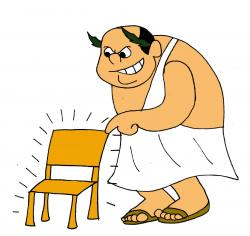 Greece clipart king midas