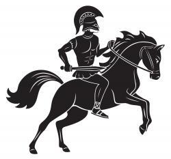 Perseus clipart greek warrior