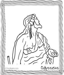 Mythical clipart odysseus
