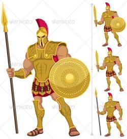 Warrior clipart odysseus