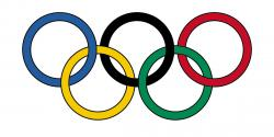 Ring clipart winter olympics