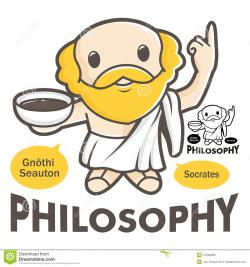 Philosopher clipart socrates