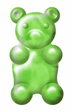 Gummy Bear clipart jelly