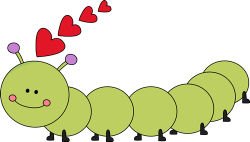 Caterpillar clipart long