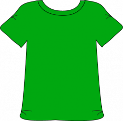 Green Day clipart kid shirt