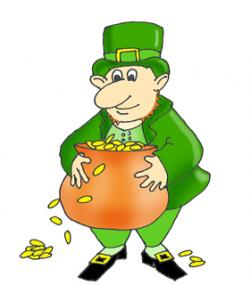 Green Day clipart leprechaun