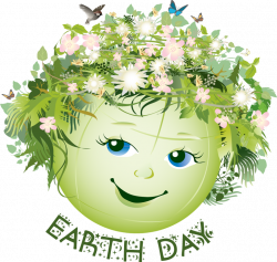 Green Day clipart mother earth