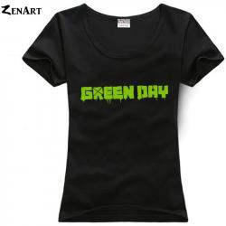 Green Day clipart short sleeve shirt