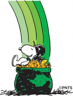 Green Day clipart snoopy