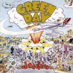 Drawn album cover green day basket case