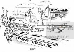 Greyhound clipart funny