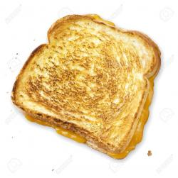Grilled Cheese clipart delicious