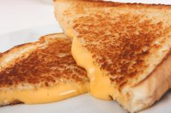 Grilled Cheese clipart gooey