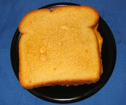 Grilled Cheese clipart toast