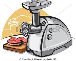 Grinder clipart meat grinder