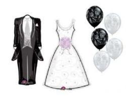 Wedding Dress clipart groom tuxedo