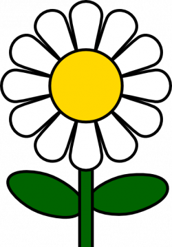 Daisy clipart cartoon