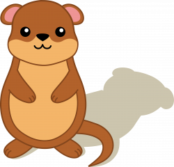 Gopher clipart groundhog hole