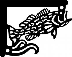 Grouper clipart saltwater