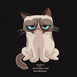 Drawn grumpy cat disney movie