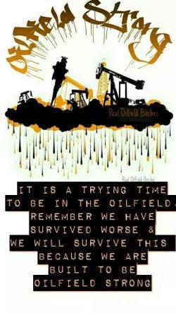 Grundge clipart oil field