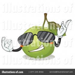 Guava clipart cartoon
