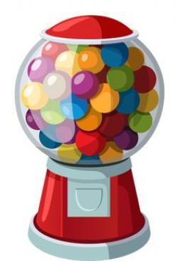 Machine clipart candy