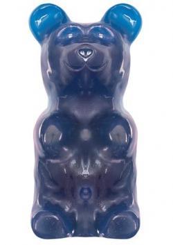 Gummy Bear clipart giant blue