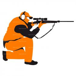 Shotgun clipart shooting sport